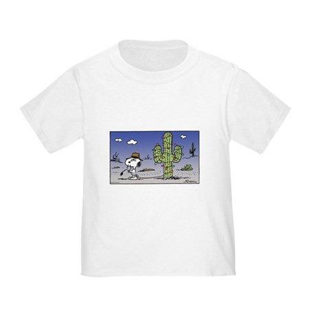 Cactus Lights Toddler T-Shirt
