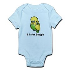B is for Budgie Onesie