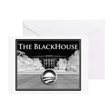 black house Greeting Card