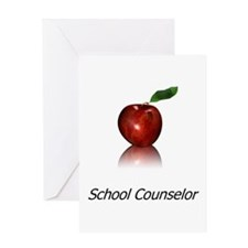 School Counselor Greeting Card