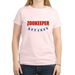 Retired Zookeeper Women's Light T-Shirt