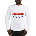 Retired Zookeeper Long Sleeve T-Shirt
