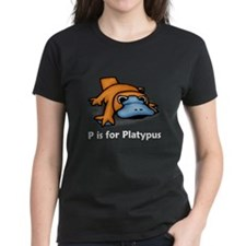 P is for Platypus Tee