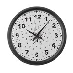 Ant Large Wall Clock