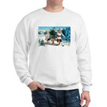 Christmas Tree Children Sweatshirt