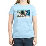 Christmas Tree Children Women's Light T-Shirt