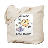 Perinatal Social Worker Tote Bag