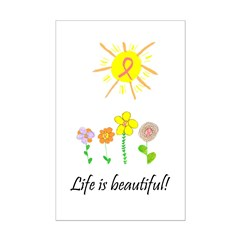 Life is Beautiful Posters
