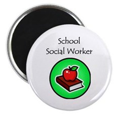 School Social Worker Magnet