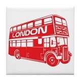 London Transit Tile Coaster