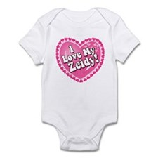 I Love My Zeidy Infant Bodysuit