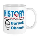 President Obama inauguration Mug