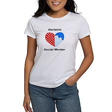 Geriatric Social Worker Tee