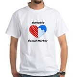 Geriatric Social Worker Shirt