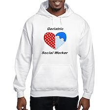 Geriatric Social Worker Hoodie