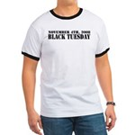 Black Tuesday Ringer T