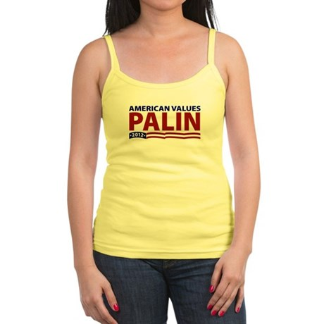 Palin American Values Jr. Spaghetti Tank