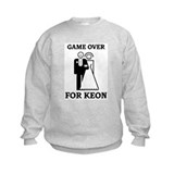 Game over for Keon Sweatshirt