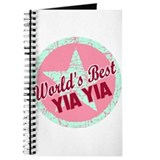 The World's Best Yia Yia Journal