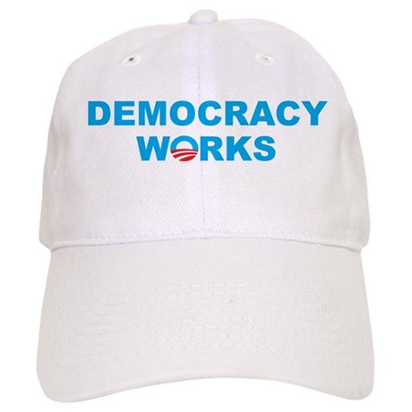 Democracy Works (Obama) Cap