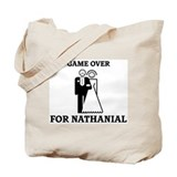 Game over for Nathanial Tote Bag