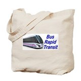 Bus Rapid Transit<br> Tote Bag