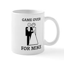 Game over for Mike Mug