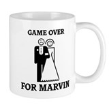 Game over for Marvin Coffee Mug