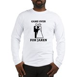 Game over for Jaren Long Sleeve T-Shirt