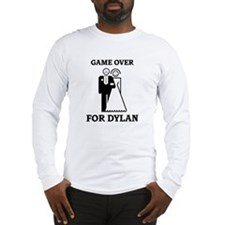 Game over for Dylan Long Sleeve T-Shirt