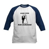 Game over for Donavan Tee