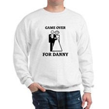 Game over for Danny Sweatshirt