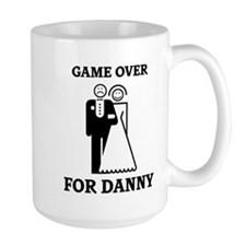 Game over for Danny Mug