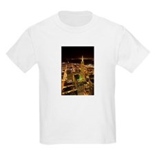 Transamerica Pyramid and Coit T-Shirt