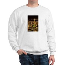 Transamerica Pyramid and Coit Sweatshirt