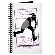 Field Hockey Girl Journal