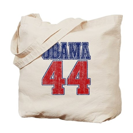 Obama 44th President (vintage Tote Bag