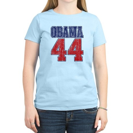 Obama 44th President (vintage Women's Light T-Shir