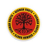 "German Roots 3.5"" Button"