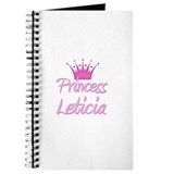 Princess Leticia Journal