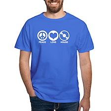 Peace Love House T-Shirt