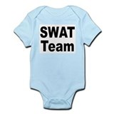 SWAT Team Infant Creeper