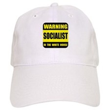 Socialist obama in white house Baseball Cap