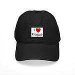 I Love Prague Black Cap