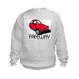 Red HMV Freeway Sweatshirt