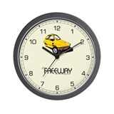HMV Freeway Wall Clock