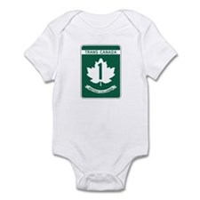 Trans-Canada Highway, British Columbia Infant Body