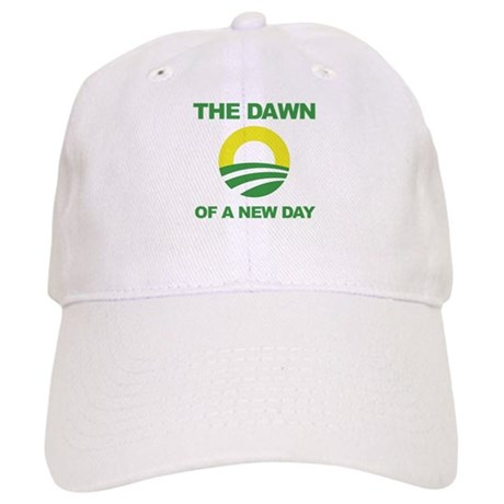 The Dawn of a New Day Obama Cap