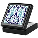 Obama for Peace Keepsake Box