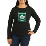 Trans-Canada Highway, Ontario T-Shirt